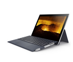 The HP Envy x2 promises fast LTE and 20 hours of battery life. (Source: Qualcomm)