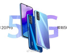 Huawei will launch the Enjoy 20 Pro soon. (Source: Weibo)
