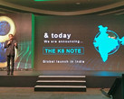 Lenovo K8 Note launch event, sales begin August 18