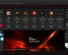 AMD Radeon Software Adrenalin 21.4.1 update is now live. (Image Source: AMD)