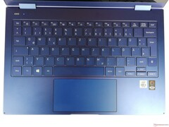 Samsung Galaxy Book Flex 13.3 - Keyboard