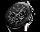 The latest high-end Tag Heuer Connected Android Wear-powered smartwatch has landed. (Source: Tag Heuer)