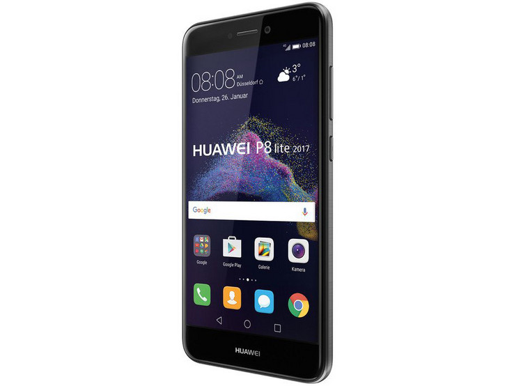 Huawei P8 Lite 2017 обзор смартфона
