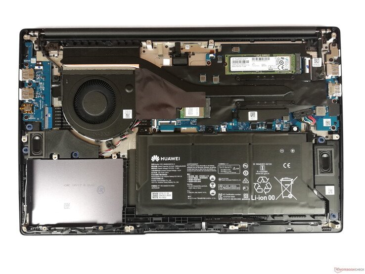 Huawei MateBook D 15 - Maintenance