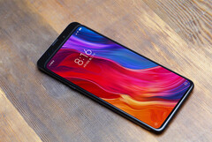 The Mi Mix 3 was positively received. (Source: Xiaomi)