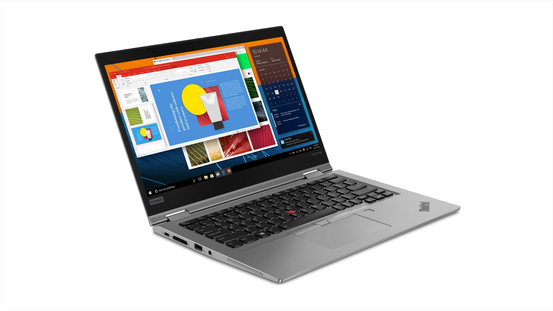 Lenovo ThinkPad X390 & X390 Yoga: Smallest ThinkPads now