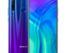One of the Honor 20i's new colors. (Source: Honor)