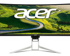Acer unveils curved 37.5-inch XR382CQK monitor with FreeSync