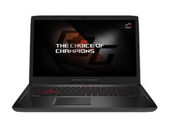 In review: Asus ROG Strix GL702ZC. Test model provided by Asus Germany.