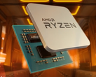 AMD Ryzen 4000 Renoir desktop APUs should start appearing soon. (Image source: AMD)