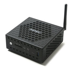 The ZBOX CI327 nano is available with Celeron, Core i3, and Core i5 processors. (Source: Zotac)