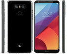 An artistic rendering of the LG G6, one of the Galaxy S8's major competitors. (Source: Forbes)