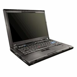 The ThinkPad T400, which killed the 4:3 aspect ratio in mainline ThinkPads.