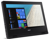 The TravelMate Spin B1 is a 2-in-1 convertible. (Image: Acer)