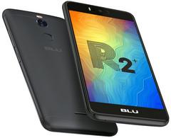 BLU R2 Plus 5.5-inch Android smartphone with MediaTek MT6753 SoC (Source: BLU Products)