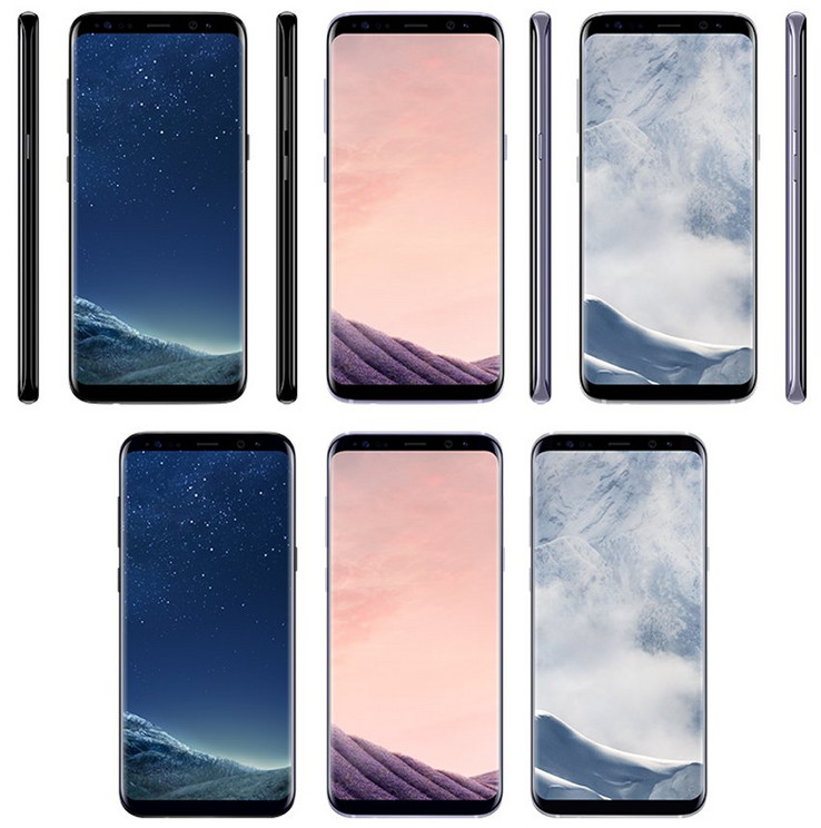 Galaxy S8 prices and colors leaked on Twitter
