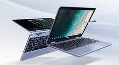 The Samsung Chromebook Plus (V2) still sports a premium design. (Source: Samsung)
