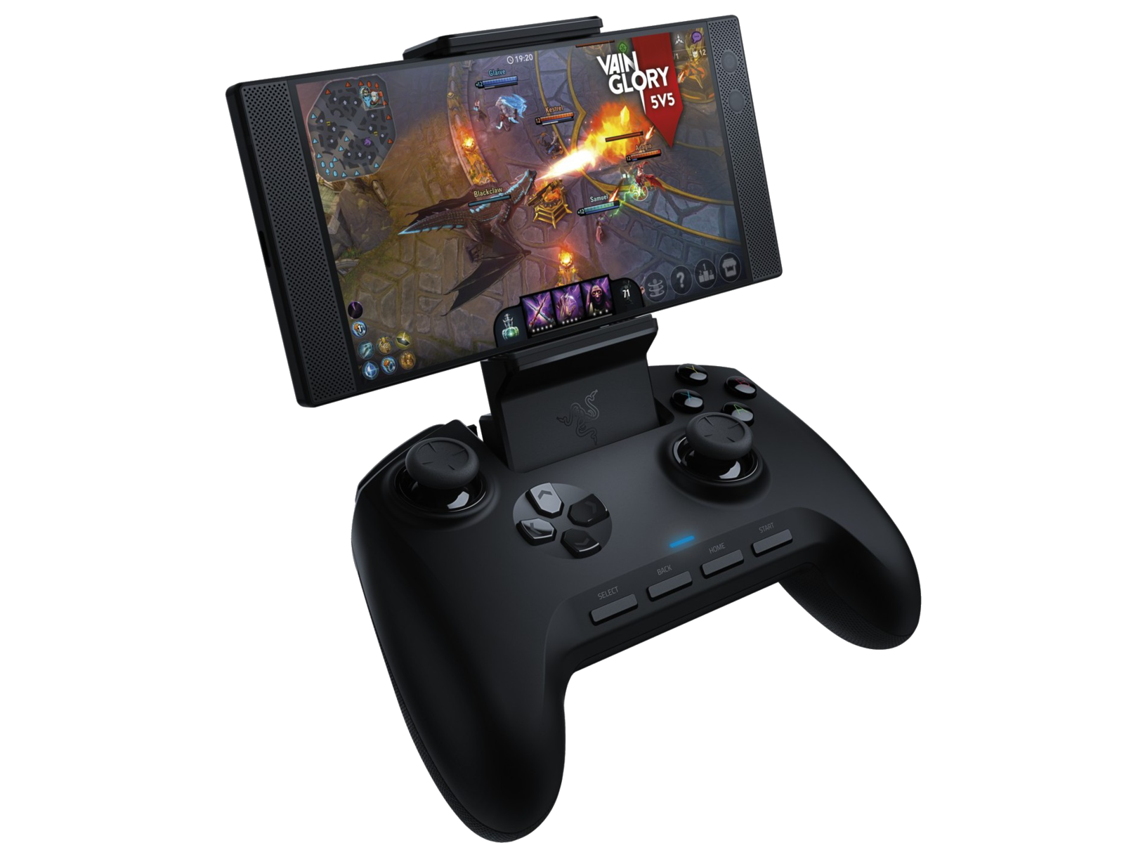 Razer Raiju Mobile Controller Review Notebookcheck Net Reviews Read on for our thoughts on razer's new smartphone accessory. razer raiju mobile controller review