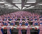 Million of iPhones are assembled at Foxconn plants in China. (Image source: Bloomberg/IndustryWeek)