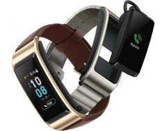 The latest iteration of Huawei's TalkBand is inbound. (Source: Evan Blass)