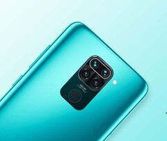 The global Redmi Note 9 receives the September update. (Source: Xiaomi)