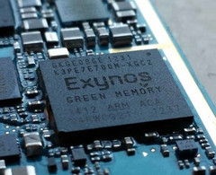 The only two Mongoose M4 cores included with the upcoming Exynos 9820 may be indicative of TDP problems. (Source: Go4It)
