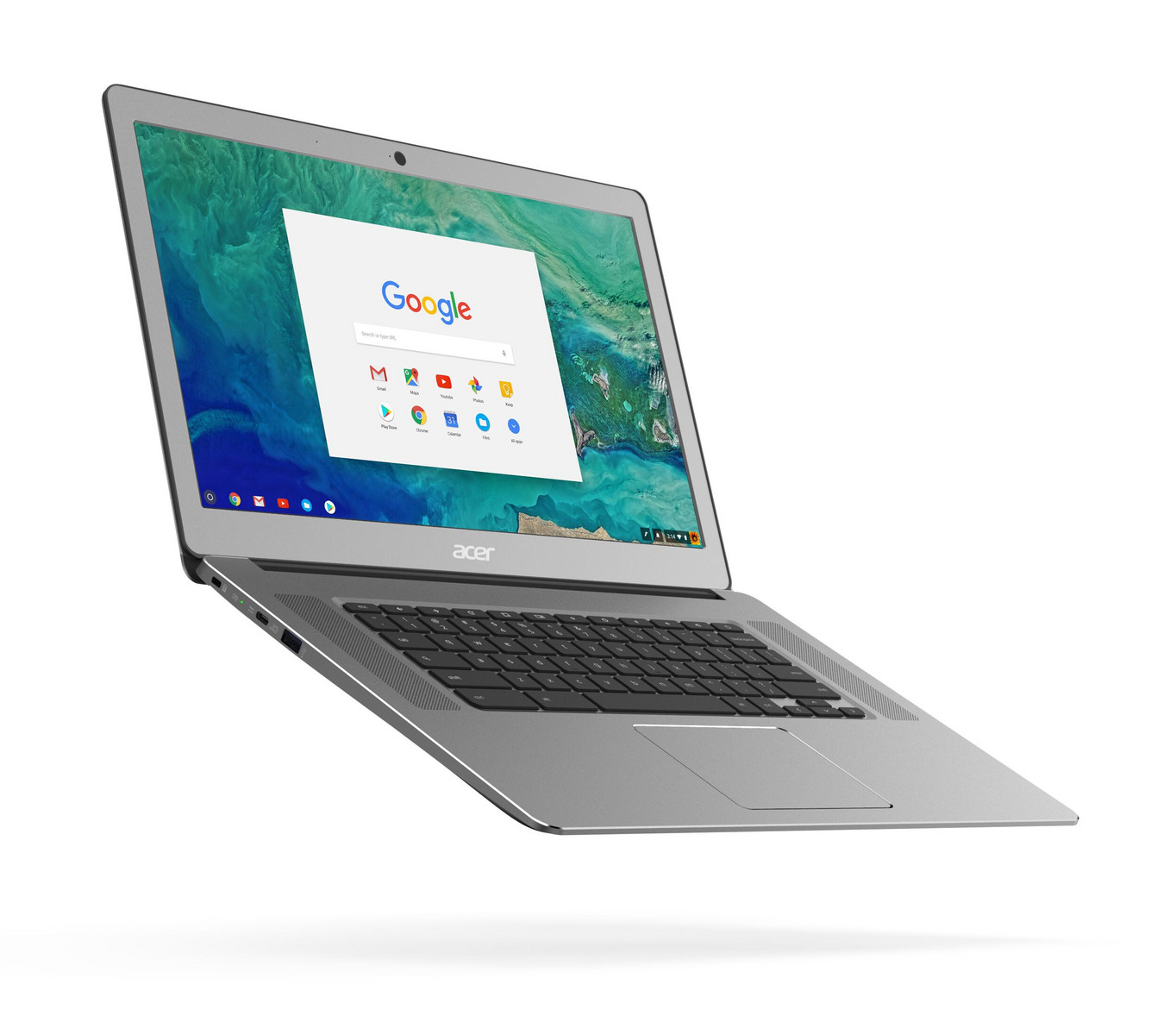 Acer S Chromebook 15 Is A Fanless Multimedia Focused Premium