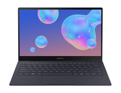 The Galaxy Book S is one of the first laptops to feature an Intel Lakefield processor. (Image source: Samsung)
