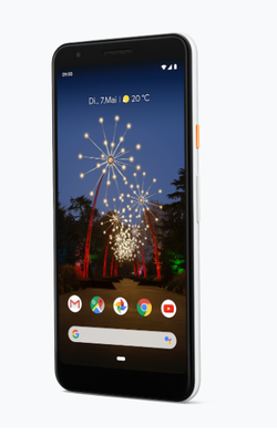 Review: Google Pixel 3a. Test unit provided by Google Germany.