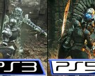 PS3 vs. PS5: A decade's difference can be seen in the visual effects. (Image source: Sony/ElAnalistaDeBits)
