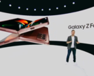 The Galaxy Z Fold2 is revealed. (Source: Samsung)