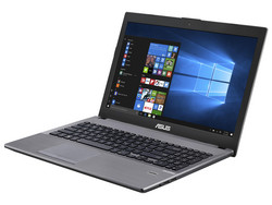 In review: Asus AsusPro P4540UQ-FY0056R. Test model provided by Campuspoint.de