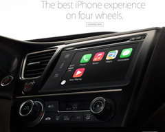 Apple CarPlay infotainment system official page the best iPhone experience on four wheels