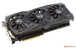 Asus ROG Strix Radeon RX 580 - Provided courtesy of: Asus Germany