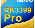Rockchip RK3399Pro mobile processor with NPU logo (Source: Rockchip)