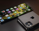 If Apple does relase a foldable iPhone, it could look like this concept render. (Image: iOS Beta News)