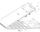 A new MS patent focused on magnets points to where the Surface Pro 7 is likely heading. (Source: WIPO)