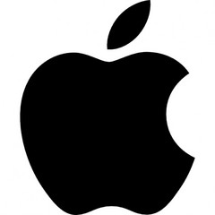Apple Logo. (Source: Freepik)