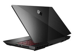 HP Omen 17-cb0020ng. Test unit provided by notebooksbilliger.de