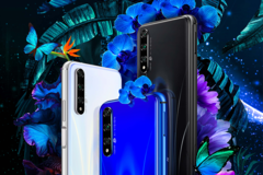 The new Honor 20S. (Source: Honor)