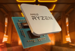 AMD's new Zen 2-based 3000 series chips are off to a great start. (Source: AMD)