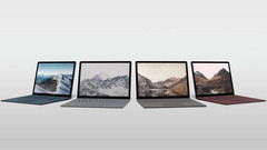 Microsoft Surface Laptop color options. (Source: Microsoft)