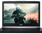 Acer Aspire V17 Nitro BE VN7-793G (7300HQ, GTX 1050 Ti, FHD) Laptop Review