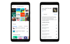 Google Podcasts app hits Google Play (Source: The Keyword)