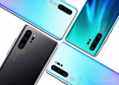 Huawei P30 and P30 Pro on pre-order in the US mid-April 2019