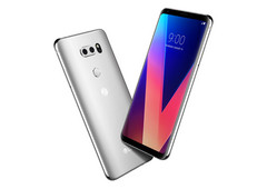 The LG V30 is arguably its most beautiful smartphone. (Source: LG)