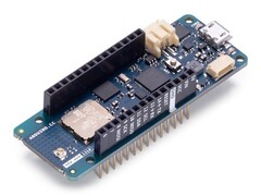 MKR WAN 1310: A LoRa developer board that costs ~US$37. (Image source: Arduino)
