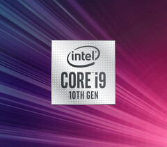 The Core i9-10900K is a 10 core Comet Lake-S processor. (Image source: Intel)