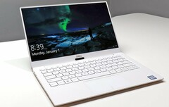 The Dell XPS 13 line featured an Alpine White SKU but there are no plans for a white XPS 15. (Source: HotHardware)