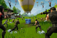 A high-end GPU improves the chances of enjoying a Fortnite victory dance. (Source: Polygon)